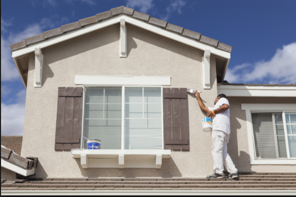 Exterior Painting With The Modern Paintings Brisbane
