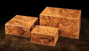 Beautiful Wooden Memory Boxes