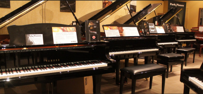 Beale Pianos From Australia In Different Variants