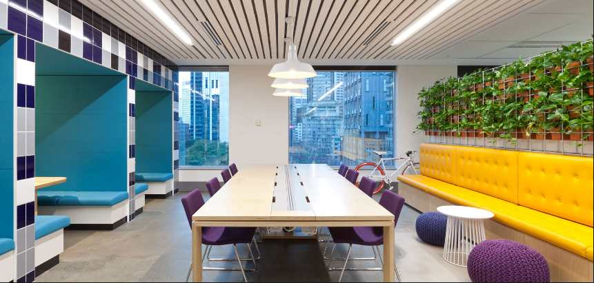 Commercial Interiors Canberra